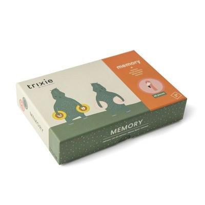 Trixie, Gesellschaftsspiel, Kinderspiel, puzzle, spiele, spiel, 3 jahre, 2 jahre, kind, spielzeug, geschenk, memo, memory, stofftiger