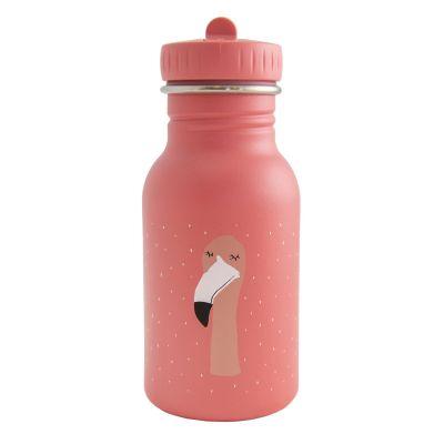 Trixie Bottle, Jausenflasche, Stofftiger, Trinkflasche, Flasche, Edelstahl, Plastikfrei, BPA frei, schadstofffrei, Edelstahl, Metall