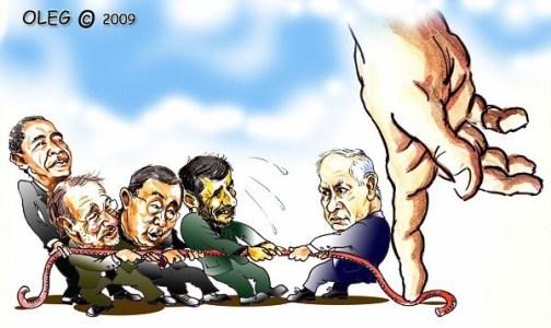 god-and-israel