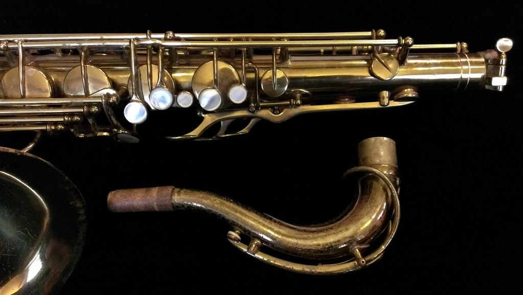 1939 Selmer Balanced Action Tenor Saxophone « Stohrer Music