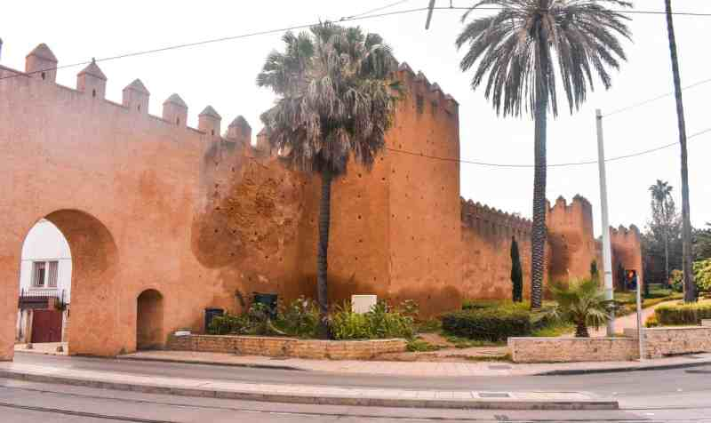 visiting rabat morocco