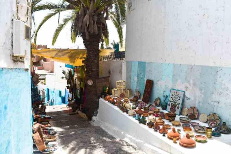 exploring rabat morocco