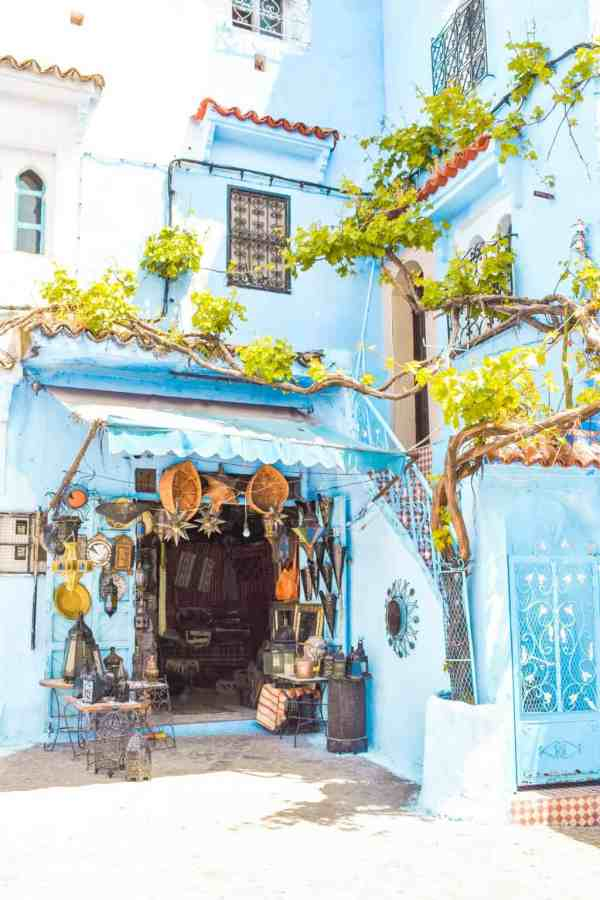 Chefchaouen morocco what to do