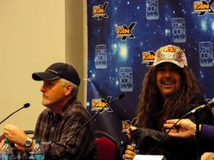 The voices of the Warners at Salt Lake Comic Con FanX 2015