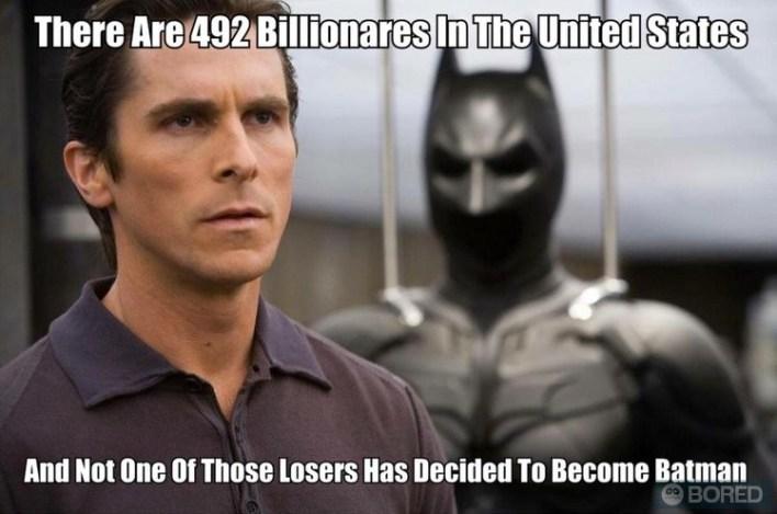 bored billionaires