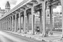 {012} Pont Bir-Hakeim - Paris / 1905