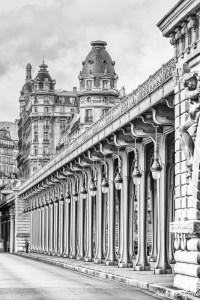 {020} Pont Bir-Hakeim - Paris / 1905