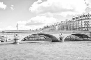 {017} Pont Louis-Philippe - Paris / 1862