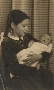 1951 - Anneke met Ellen