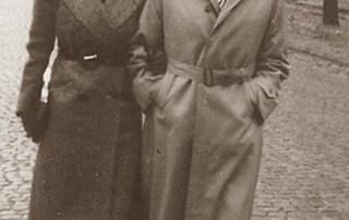 Arthur en Ellen Okt 1939 Spoorstraat