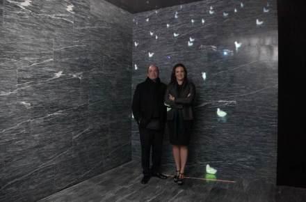 "Melkan Gursel and Murat Tabanlıoğlu: ""Forms of Continuity of Space""."