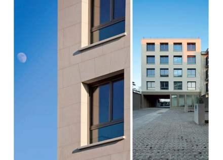 Prédios de apartamentos com vários andares, na cidade de Bry-Sur-Marne.