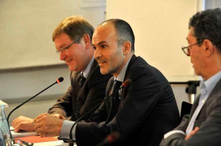 Dr. Stefano Ghirardi. Foto: Confindustria Marmomacchine