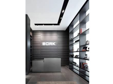 """""""Die Produktwelt von Bork ist stark männlich konnotiert"""", heißt es in einer Pressemitteilung."""