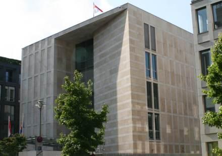 Botschaft von Singapur in Berlin.