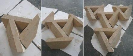 Una cosa è chiara: i singoli pezzi devono essere abbinati correttamente.