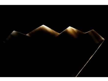 "Anna Korver: ""Huia Dam"", New Zealand white marble."