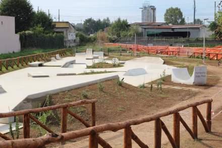 """Skate Plaza"" Pietrasanta."