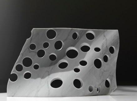 "Raffaello Galiotto: ""Porifera"". Produced by Budri, Mirandola (MO), Italy."
