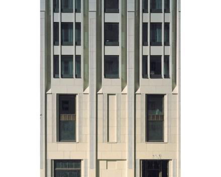 Christoph Sattler: Ritz-Carlton Hotel, Berlin.