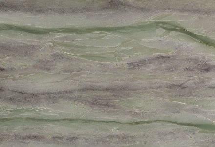 Levantina: Verde Lara granite.