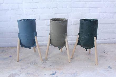 """Recetas con resina natural"": Jeroen Wand."