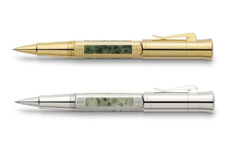 """Graf von Faber Castell Collection"": Tintenroller."