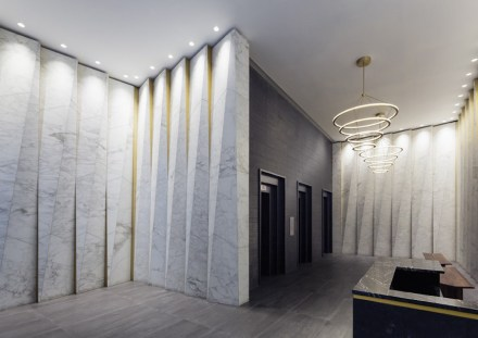 Award of Excellence (Renovation/Restauration): Fashion Tower (Lobby), New York.