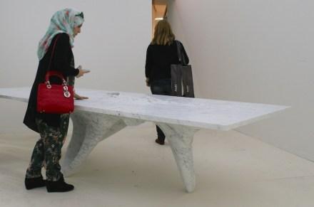 Zaha Hadid, Citco 2014.