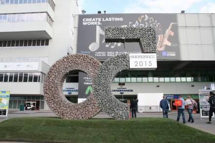 In 2015 Marmomacc celebrated its 50th edition.