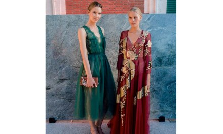 Levantina Fashion Night: granito Aquabella, Naturamia Collection.