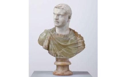 Bust of Caracalla. Photo: Staatliche Kunstsammlungen Dresden / Hans-Peter Klut, Elke Estel