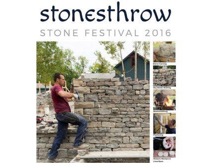 """Willowbank """"Stonesthrow"""" Festival 2016."""