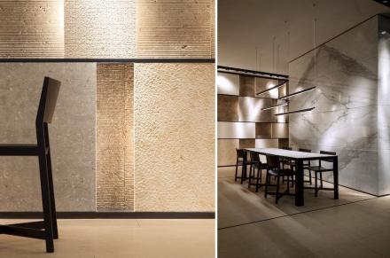 """<a href=""""http://www.grassipietre.it/""""target=""""_blank"""">Grassi Pietre</a>, Design: <a href=""""http://www.somethingdesign.com""""target=""""_blank"""">Daniel Debiasi</a>."""