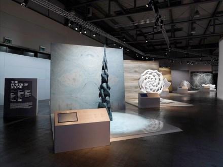 "Raffaello Galiotto: ""The Power of Stone""."