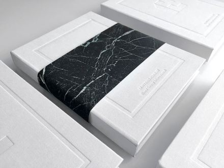 """Stone Group International: collectors' edition of """"12 Mythic Marbles""""."""