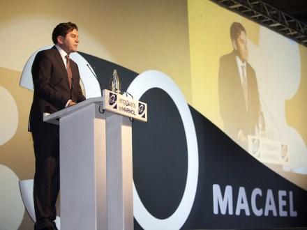 Antonio Sánchez Tapia, president of AEMA.