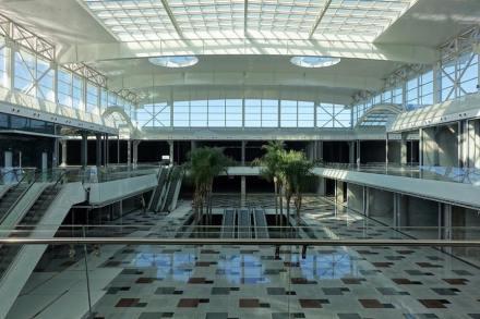 Design Award: PARQUE COMERCIAL NEVADA (Nevada Shopping Center), in Armilla, Granada, whose promoter is TOMAS OLIVO LOPEZ.