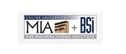 MIA+BSI: Natural Stone University.
