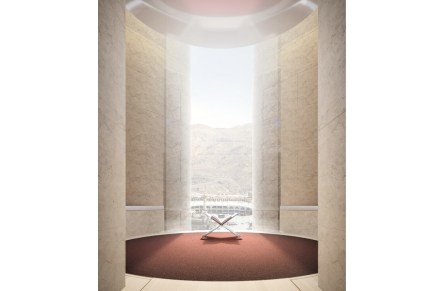 Foster + Partners: Jabal Omar Development in Makkah.