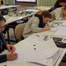 Schriftkurs am Fortbildungszentrum für das Steinmetz- und Steinbildhauerhandwerk in Wunsiedel (EFBZ)