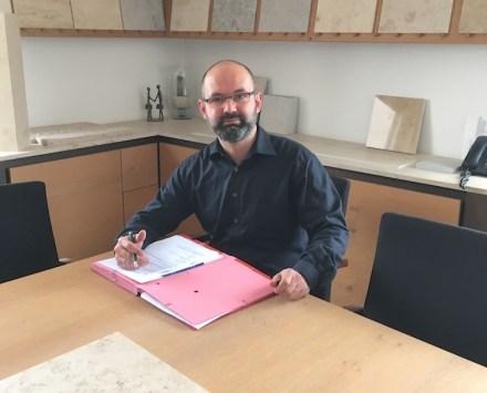 Johannes Martin Semmler. Photo: private