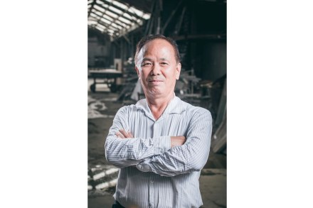 Wang A-Lee, founder of Chia-Thai Marble Co., Ltd.