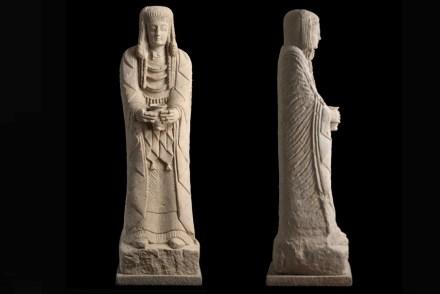 """La Dama Oferente"". 4th centutry BC, now: National Archeological Museum of Spain. Photos: Fernández Ruiz, Raúl / Wikimedia Commons"
