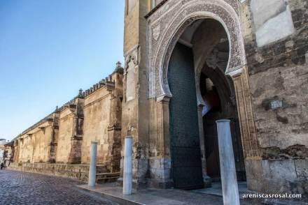 The Mosque of Cordoba. Photos: Areniscas Rosal