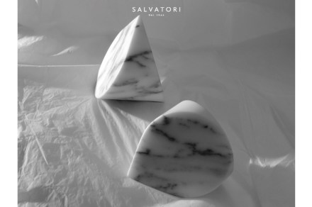 "Salvatori, Michael Anastassiades: ""Paperweight""."