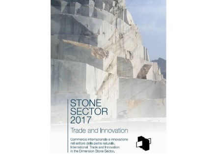 """Cover """"Stone Sector 2017""""."""