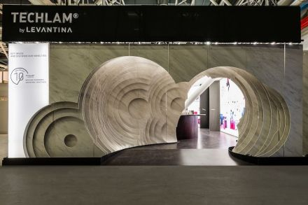 "<a href=""http://www.levantina.com/""target=""_blank"">Levantina</a>: 10 years of Techlam porcelain."