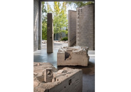 """The Sculpture of Gonzalo Fonseca"" at the Noguchi Museum. Photo: Nicholas-Knight"