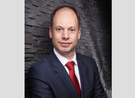 Ein neues Gesicht im Team der ZVK Steinmetz: Diplom-Volkswirt Martin Mathes.